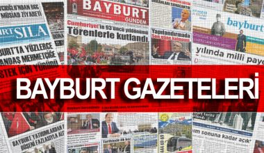 Bayburt Gazeteleri