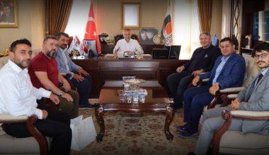 Çekmeköy ve Sultanbeyli  Belediyesini Ziyaret ettik..