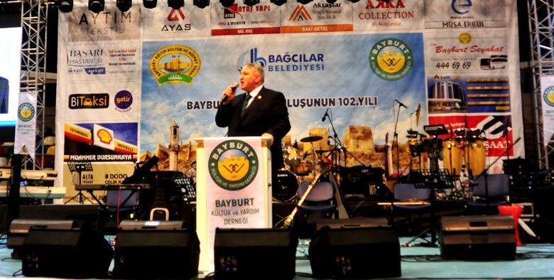 BAYBURT'UN KURTULUŞUNUN 102.YILINI DERNEKLERİMİZLE KUTLADIK