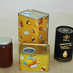 Çamdere (Hakıh) Balı (1 Kg 130,00 TL)