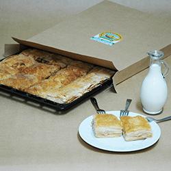Süt Böreği (1 Tepsi 150,00 TL)