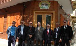 Vakıf Yeni Seçilen Yönetim Toplantısı