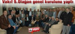 Bayburt Eğitim Kültür ve Hizmet Vakfı 9. Olağan Genel Kurulu Videolar