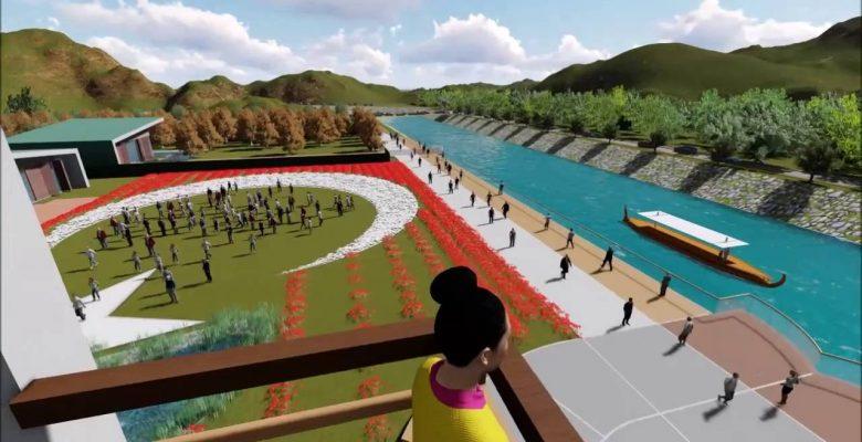 Bayburt Belediyesi Kaleardı Şehir Proje Tanıtımı