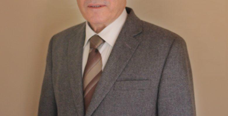 Dr. Nusret PARILDAR (5. Dönem Başkanı)