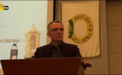 Cazibe Merkezi Programı Sayın Naci Ağbal Konuşması