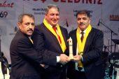 Başkanımız,İstanbul Bağcılarda kutlanan,101.Kurtuluş Gecesine Katıldı.